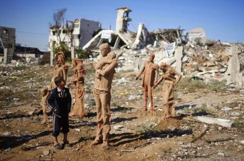 Palestinian artist Eyad Sabbah